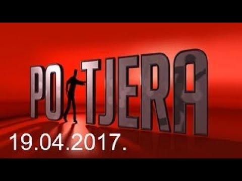 Potjera 2017 04 19 Ivo Gregurević ga nije volio