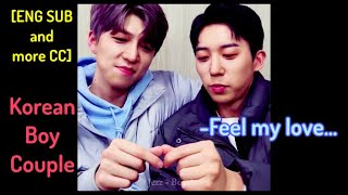 Soohoon (U-KISS) - Say Yes FMV Korean Boy Couple
