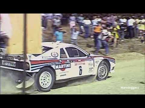Group B Rally - Beyond The Limits
