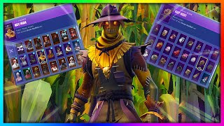 "Before You Buy ""HAY MAN"" - All Skins and Back Bling's Combinations in Fortnite"