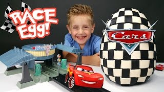 Police Chase Thief Minions BABY in Police Car to Save Kids! w/ Disney car Racing Surprise Eggs Toys