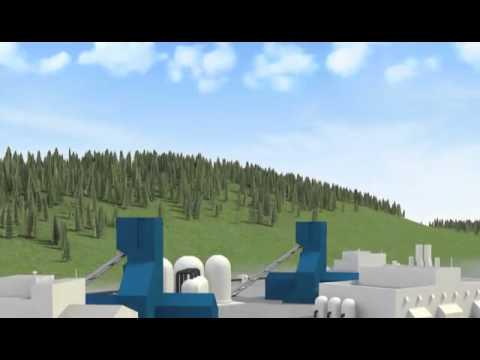 Cameco Millennium Mine Project Video (Dené)