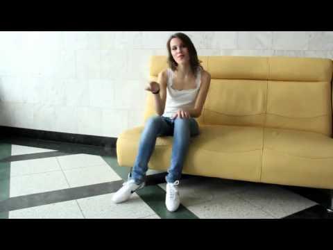 Видео: Юля Усачева   Мисс МИСиС 2012 конкурс красоты
