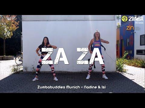 Za Za (ZIN 81) - Oscarcito Ft. T-Pain (Zumba® Choreo) - Zumbabuddies Munich