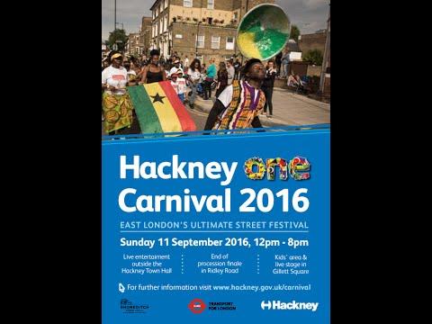Hackney One Carnival  2016