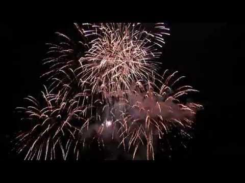 Centre Wellington Canada Day 2015 Fergus Fireworks