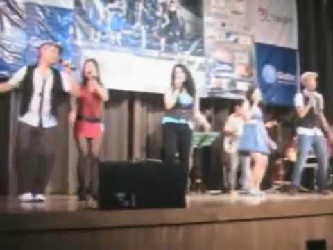 Absolutely Everybody, Umbrella, Closer Medley by Jessica, Michelle, Monina, Jules & Mark