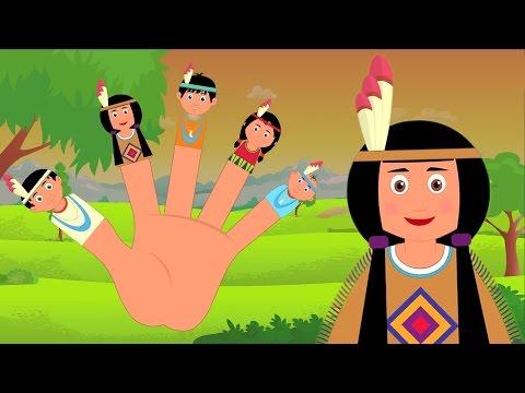 Finger Familie Deutsch Kinderlied | Deutsch Kompilation von besten Kinder Lieder und Reime