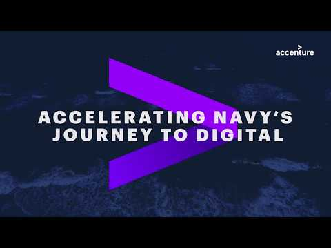 Sea Air Space 2018 featuring Accenture Federal Service's Gus Hunt