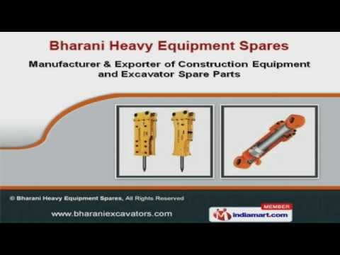 Construction Equipment & Spare Parts By Bharani Heavy Equipment Spares, Bengaluru