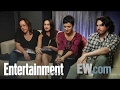 megan fox talks dirty at comic con entertainment weekly