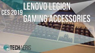 [CES 2019] Lenovo Legion Gaming accessories