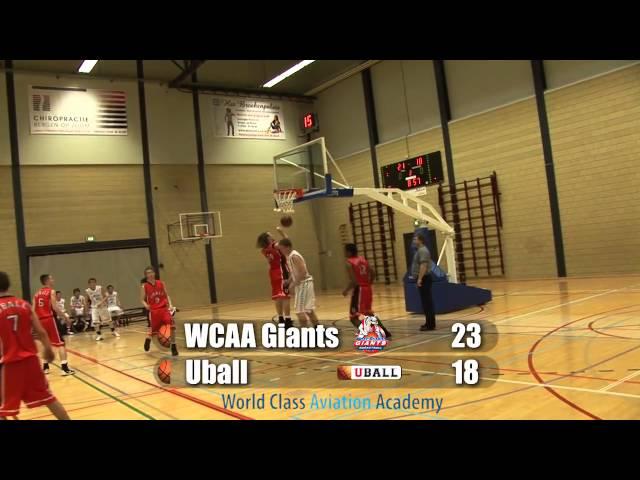 Giants U20 vs Uball U20