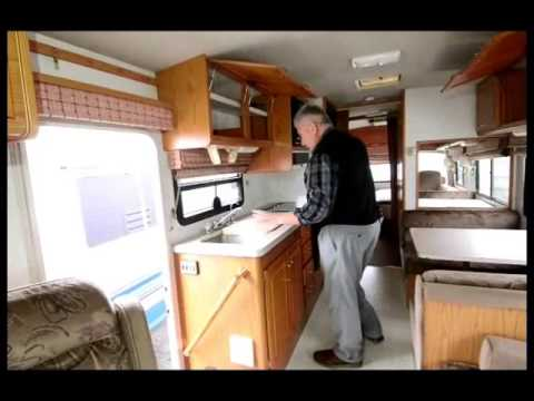 The RV Corral 1993 Fleetwood Bounder 31K stock# CA887