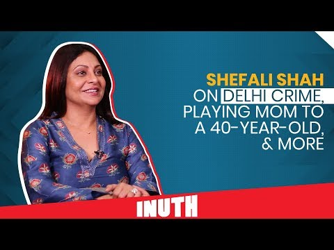 Netflix Series Delhi Crime | Shefali Shah On Delhi Crime, Playing Mom To 40-Year-Olds, And More
