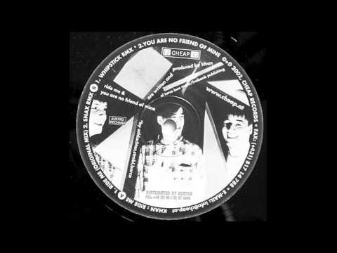 Khan - Ride me (Whipstick rmx) Cheap 043