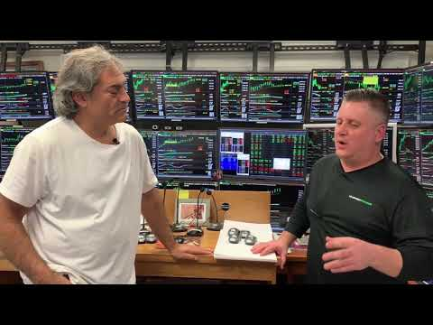 Technical Analysis and Trading Patterns with Steve Kalayjian
