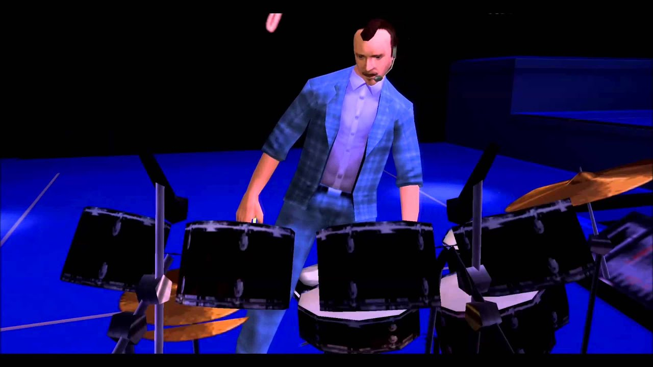"Image result for Phil Collins ""Grand Theft Auto: Vice City Stories"