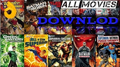 How to download justice league animated movie ??
