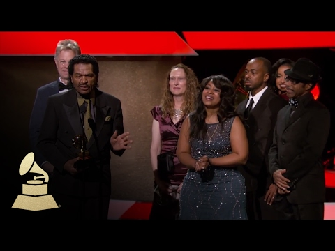Bobby Rush Wins Traditional Blues Album | Acceptance Speech | 59th GRAMMYs
