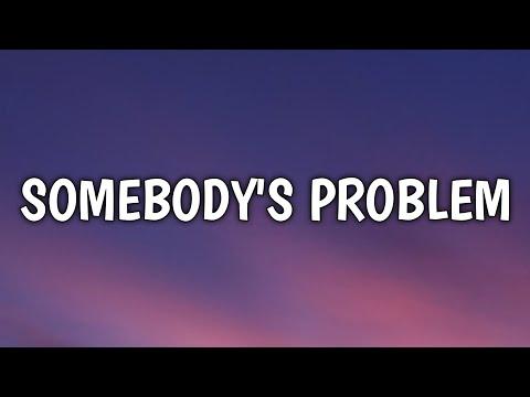 Margan Wallen - Somebody's Problem (Lyrics)