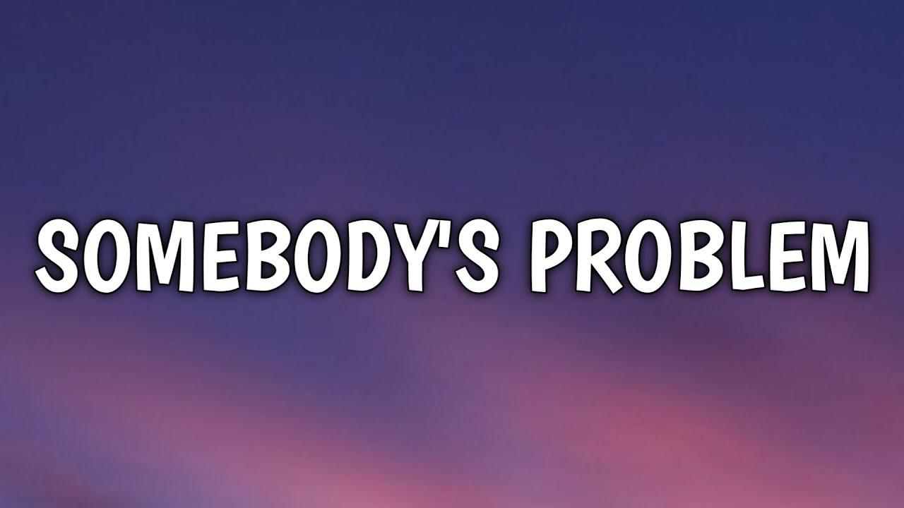 Download Margan Wallen - Somebody's Problem (Lyrics)