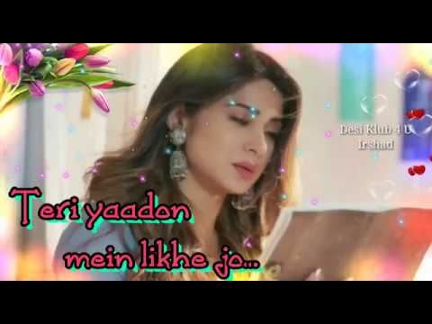 💔Tujhe Bhula Diya💔Female Version Heart touching video For Whatsaap Status