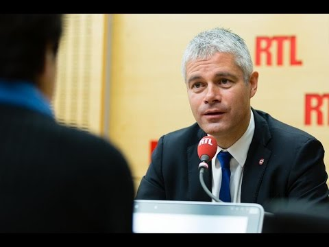Laurent Wauquiez, invité de RTL du 28 novembre - RTL - RTL