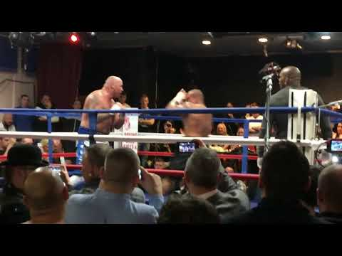 BKB heavy weight championship  The...