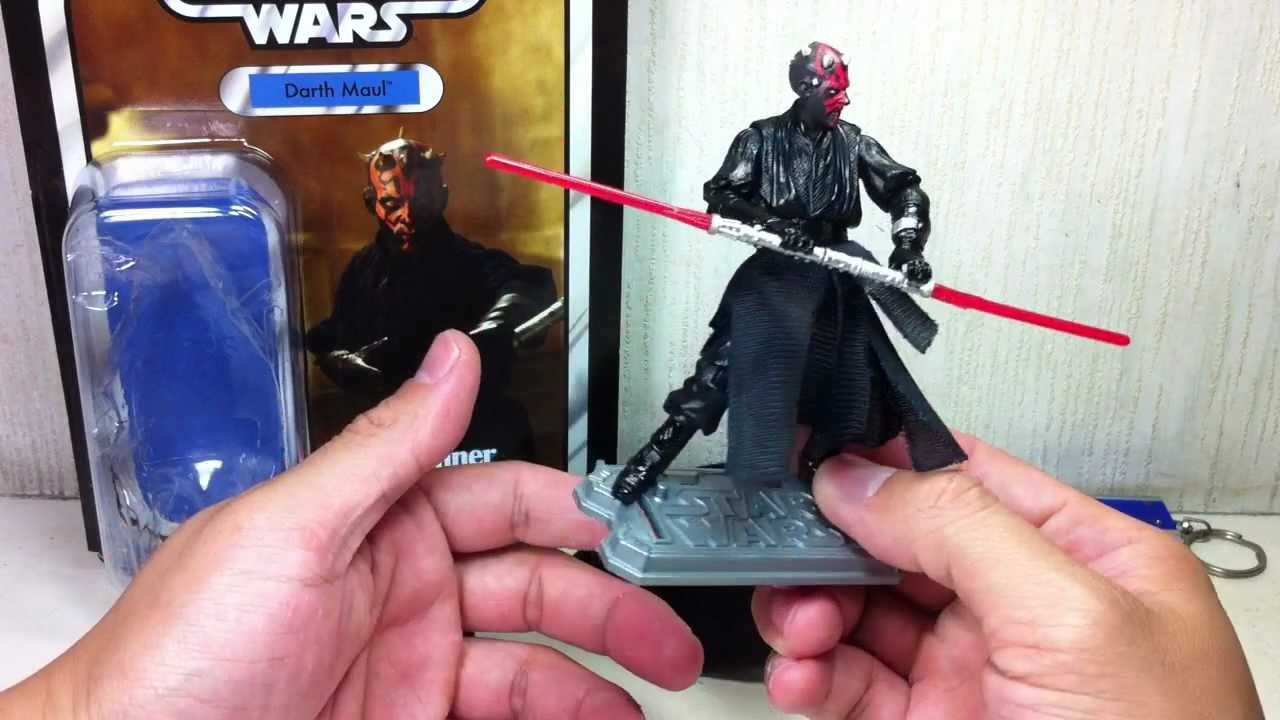 Star Wars The Vintage Collection Darth Maul Figure