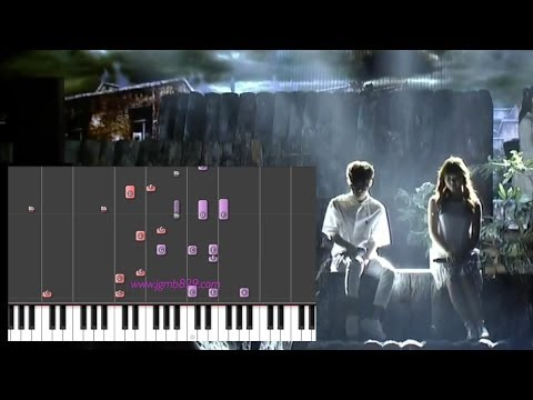 Akdong Musician - Melted (얼음들)(Piano)