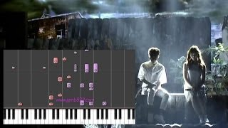 Repeat youtube video Akdong Musician - Melted (얼음들)(Piano)