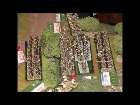 Battle 91. Battle of Bedriacum AD69. Roman Civil War. Hail Caesar. 28mm.