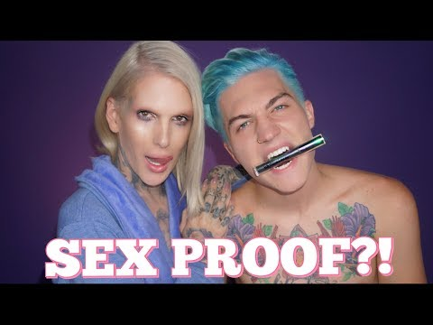 Thumbnail: TESTING 'SEX PROOF' MASCARA... WITH NATHAN
