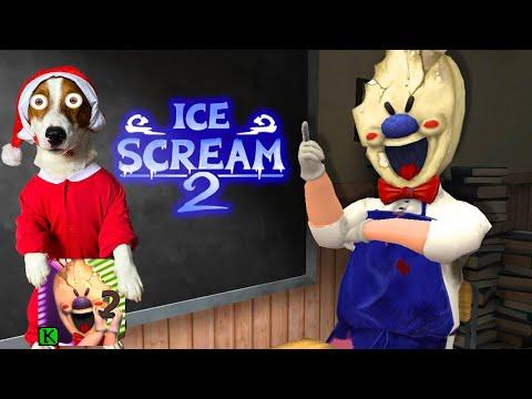 🍦Ice Scream 2 🍦 Полное прохождение 🍦 Ice Scream Episode 2