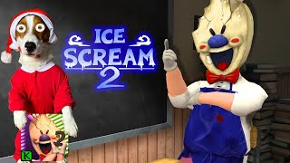 🍦Ice Scream 2 🍦 Full Game 🍦Ice Scream Episode 2