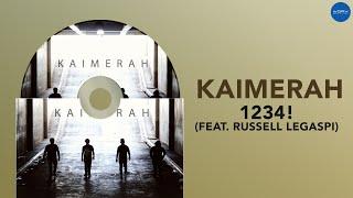 KAIMERAH - 1234! ft. Russell Legaspi (Official Audio)