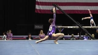 Madison Kocian- Floor Exercise - 2016 P&G Gymnastics Championships – Sr. Women Day 2
