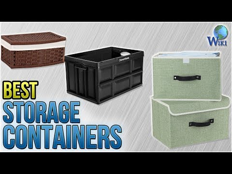 10 Best Storage Containers 2018