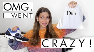 MASSIVE Luxury Designer Haul | Chanel, Dior, Christian Louboutin, Louis Vuitton & More!