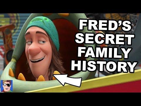 Fred's Secret Family History | Big Hero 6 Theory