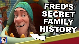 Fred's Secret Family History | Big Hero 6 Theory
