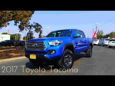 2017 Toyota Tacoma TRD 3.5 L V6 Review