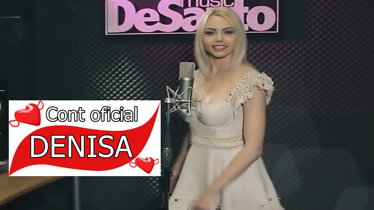 DENISA si MADALINA  -  VIS DE DRAGOSTE (VIDEOCLIP OFICIAL FULL HD 2014) super HIT Iulie 2014
