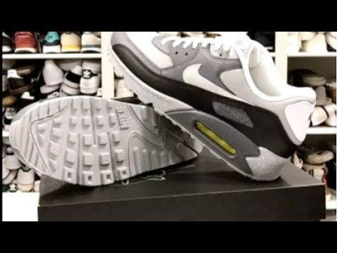 """Unboxing Nike X John Mayer Air Max 90s """"Air Mayers"""" Sneakers"""