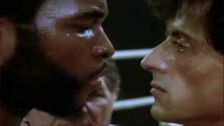 ROCKY TRIBUTE EYE OF THE TIGER