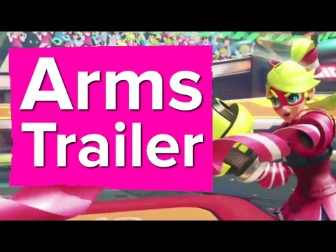 A farewell to Arms - Nintendo's fighting game wraps up