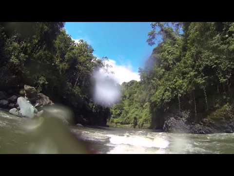 World Kayak River Guide - Quijos (Chaco Canyon)