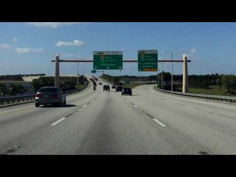 Dolphin Expressway (FL 836 to Florida's Turnpike) westbound
