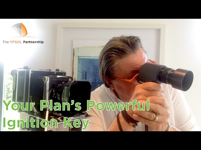Your Plan's Powerful Ignition Key